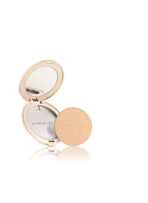 Jane Iredale Pure Pressed Foundation - Mineral Fondöten Golden Glow Sarı